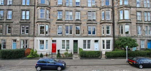 End of Tenancy Cleaning, Mongomery Street, Edinburgh