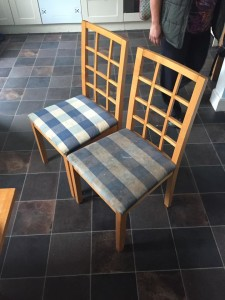 Dining Room Chair Cleaning Edinburgh